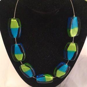 Sent Murano Glass Necklace